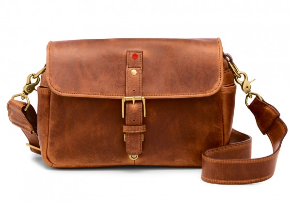 ONA Bag, The Bowery, Leder, antik cognac