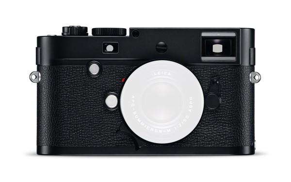 Leica M Monochrom (Typ 246) Schwarz verchromt, Gehäuse