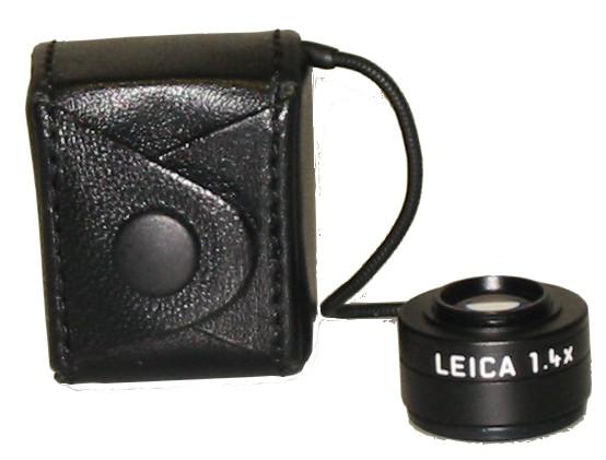 Leica Sucherlupe Leica M 1,4x