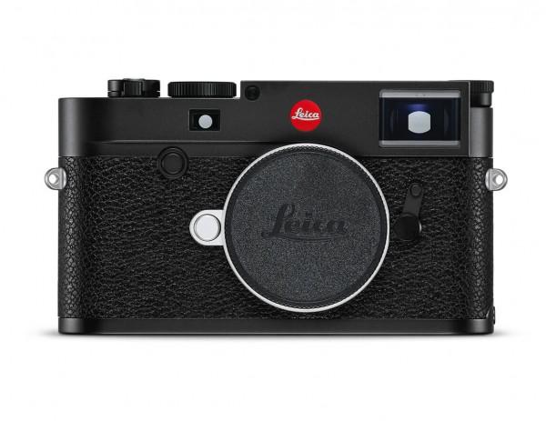 Leica M10-R, schwarz verchromt
