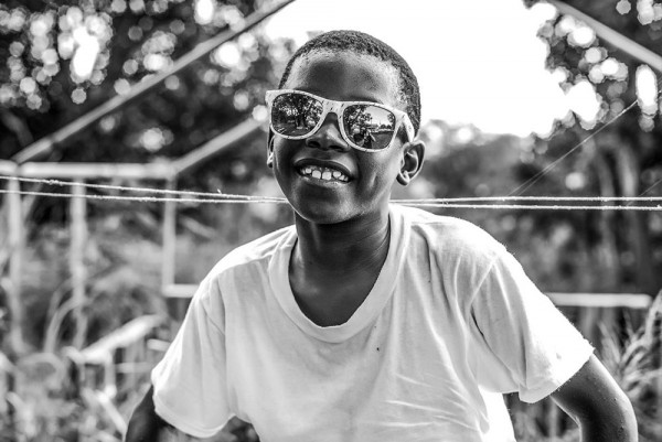 "Mathieu Bitton ""Self portrait"", Eleuthera, Bahamas, 2015"