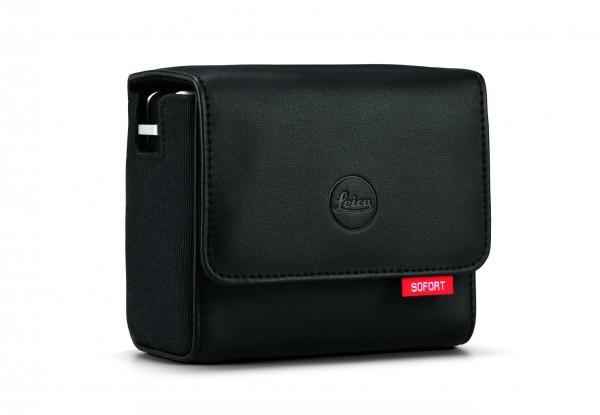 Leica SOFORT Tasche, schwarz