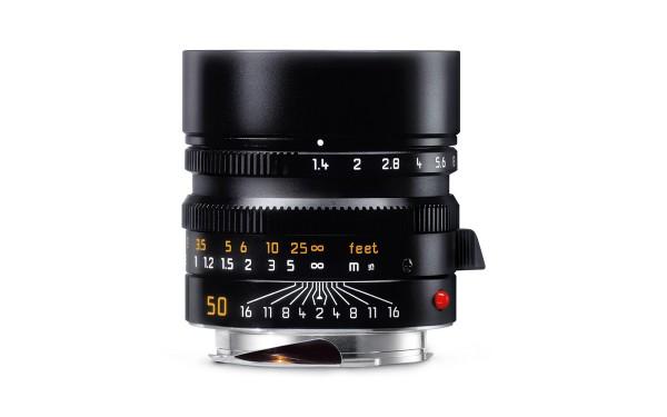 Leica SUMMILUX -M 1:1,4/50 mm ASPH. Schwarz