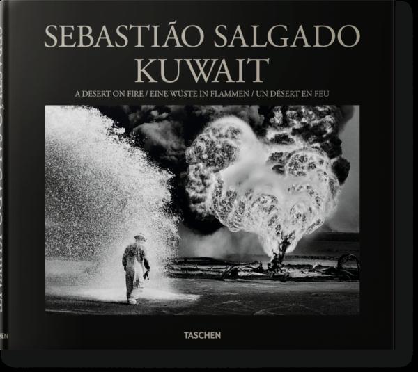 """Sebastião Salgado """"Kuwait. Eine Wüste in Flammen"""""""