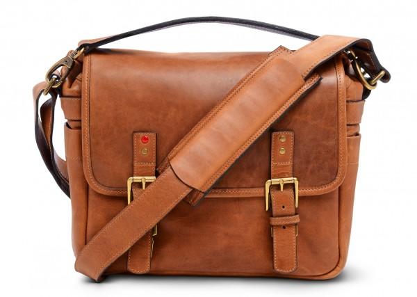 ONA Bag, The Berlin II, Leder, vintage bourbon
