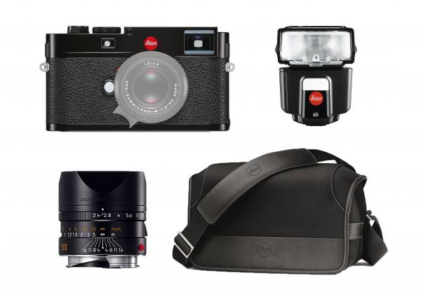 Leica M (Typ 262) Einsteiger-Set, Summarit 2,4/50mm