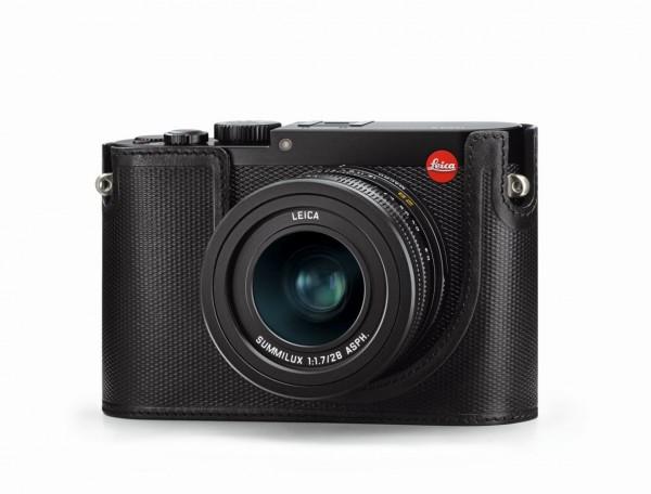 Leica Protektor Q, Leder, Schwarz
