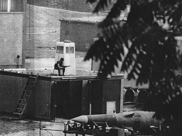 """Régis Bossu """"U.S. Pershing 2 in Germany was suspected, but kept secret"""", 1984"""