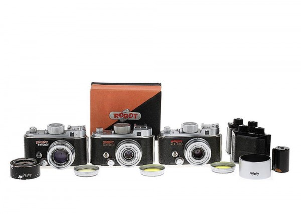 ROBOT Kameras