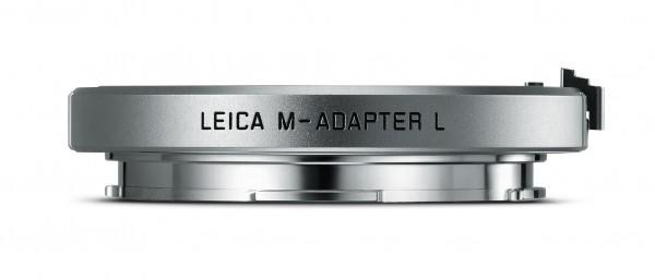 Leica M-Adapter L, silbern