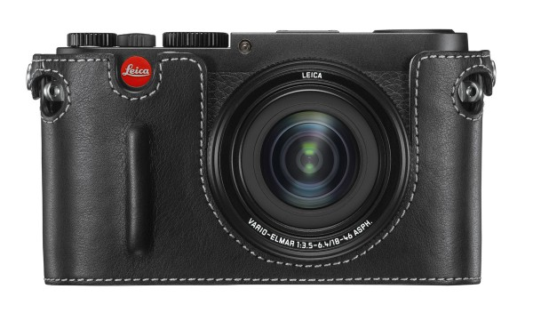Leica Camera Protector for X Vario and X, Leather, Black