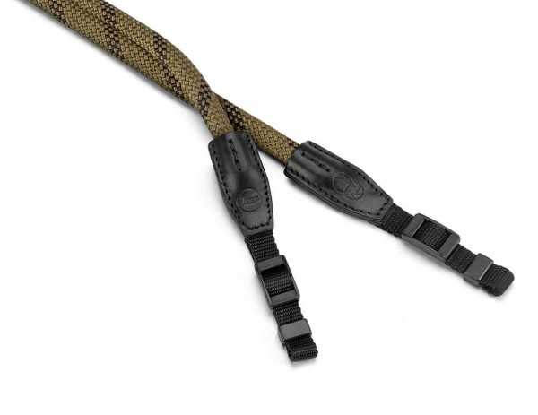 Leica Rope Strap, olive, 126 cm, SO, designed by Cooph