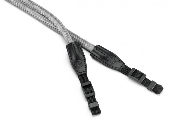 Leica Rope Strap, grau, 100 cm, SO, designed by Cooph
