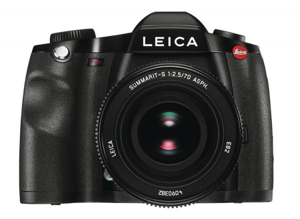 Leica S (Typ 006) Digitale Mittelformat Spiegelreflexkamera, Gehäuse