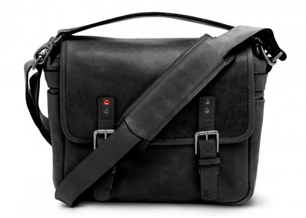 ONA Bag, The Berlin II, Leder, schwarz