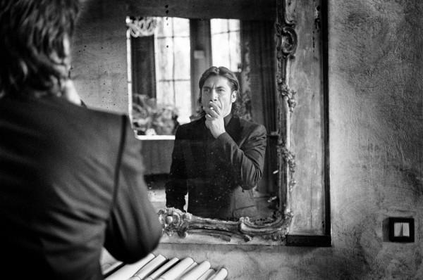 "Emanuele Scorcelletti ""Acting, Javier Bardem"", 58th Cannes Festival, Mai 2005"