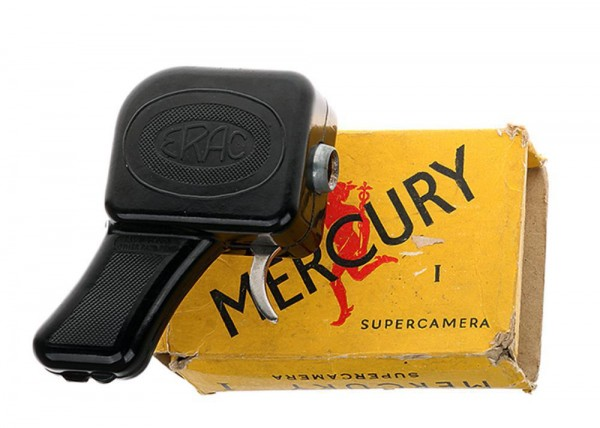 ERAC Mercury Supercamera