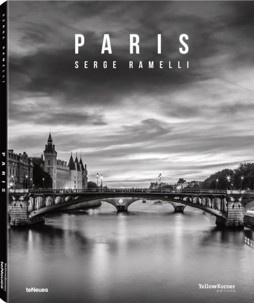 """Serge Ramelli """"Paris"""" (kleine Ausgabe)"""
