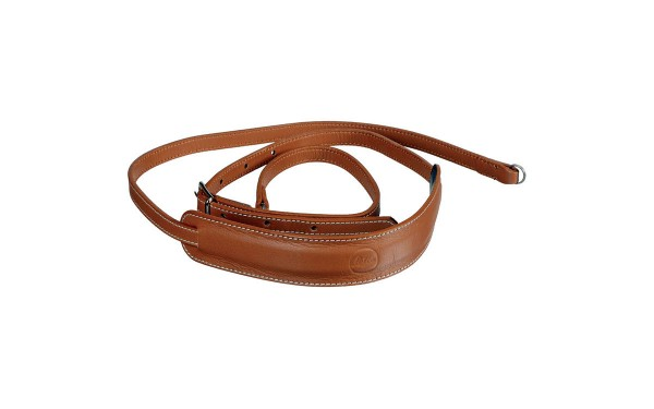 D-Lux 7 (Typ 109) 相机肩带,皮革, 复古棕褐色