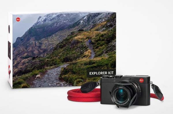 Leica D-Lux Explorer Kit, 2018