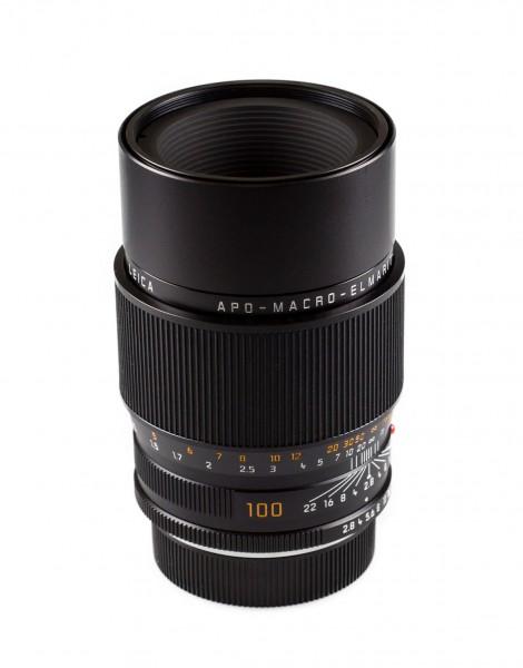! SOLD ! Leica APO-MACRO-ELMARIT-R 1:2,8/100mm