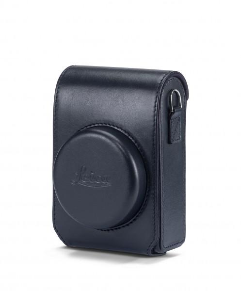 Tasche C-Lux, Leder, blau