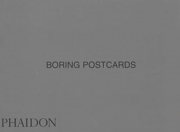 "Martin Parr ""Boring Postcards"""