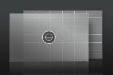 Leica Mikroprismen Mattscheibe S