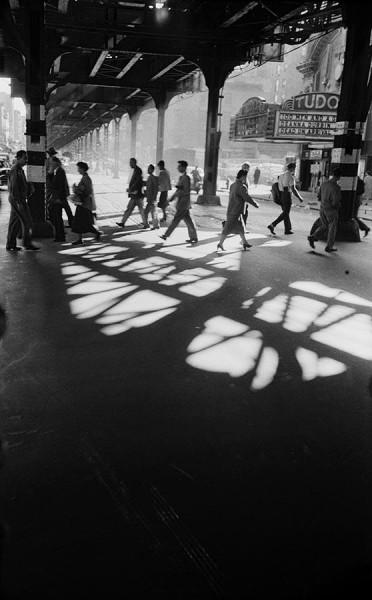 """Werner Bischof """"New York City"""", 1953"""