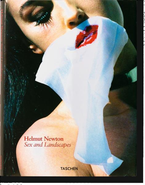 """Helmut Newton """"Sex & Landscapes"""""""