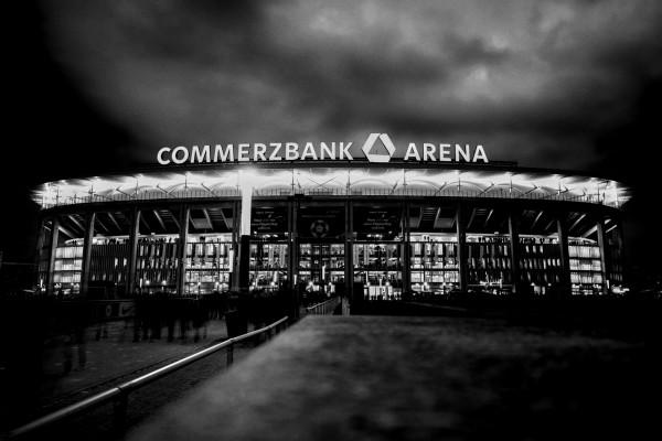"""Holger Sà """"Heimatstadium, Commerzbank-Arena"""", Frankfurt 2018"""