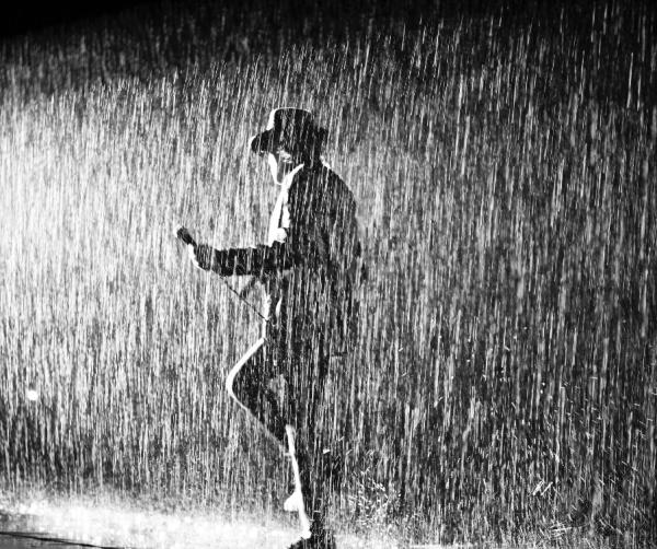 "Tine Acke ""Singing in the rain"", 2017"