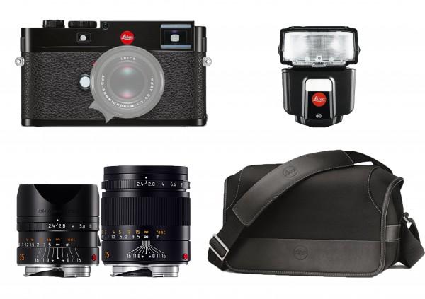 Leica M (Typ 262) Einsteiger-Set, Summarit 2,4/35+75mm