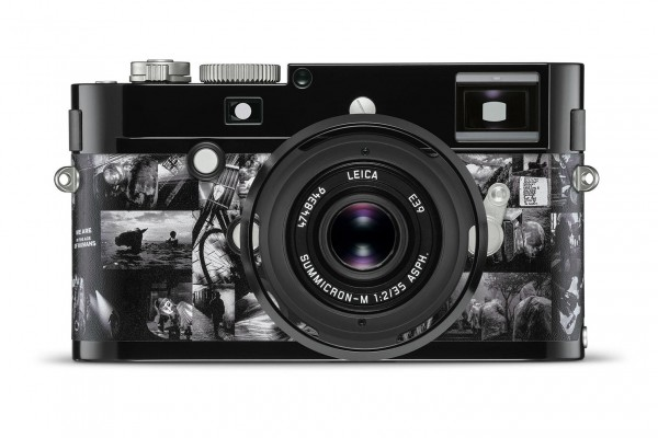 """Leica M Monochrom Set """"Signature"""" by Andy Summers"""