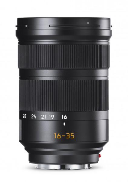 Leica Super-Vario-Elmar-SL 1:3.5-4.5/16-35 ASPH., schwarz eloxiert