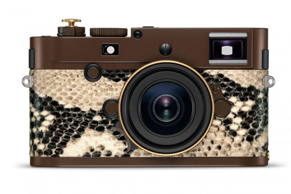 "Leica M Monochrom Set ""Drifter"" by Kravitz Design"