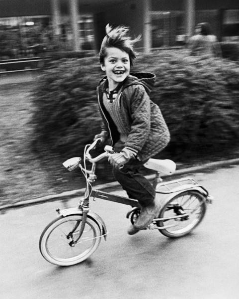 Régis Bossu ''Young Easy Rider'', Belgium, 1972