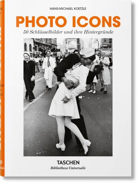 """Hans-Michael Koetzle """"Photo Icons. 50 Schlüsselbilder und ihre Hintergründe"""""""