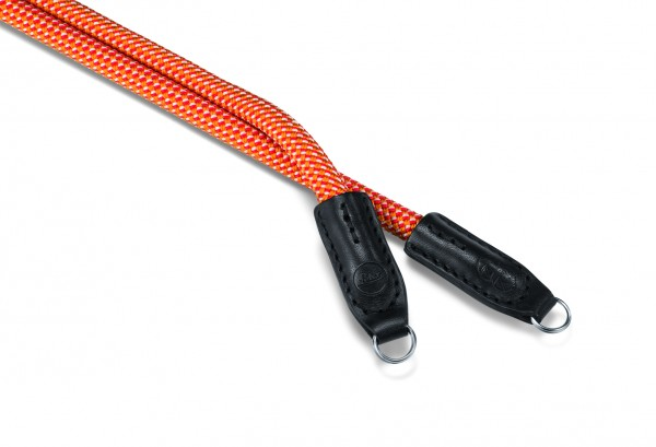 Rope Strap, Glowing Red, 126cm, SO