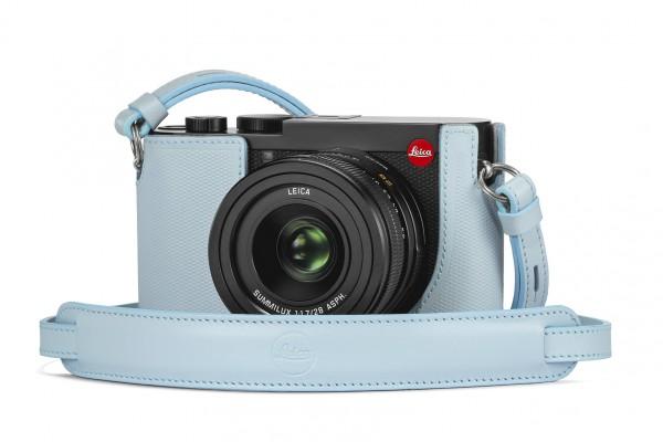 Leica Tragriemen, babyblau