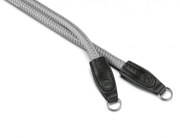 Leica Rope Strap designed by Cooph, 126 cm, grau