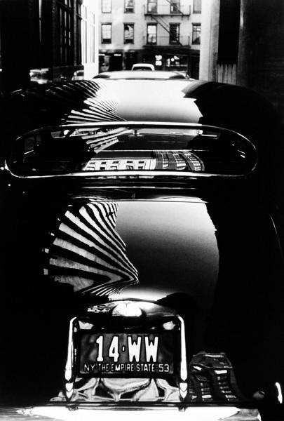 """Werner Bischof """"New York City"""", USA, 1953"""