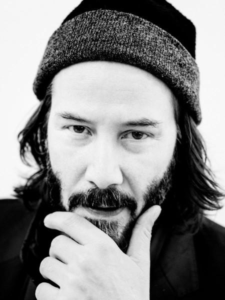 """Holger Sà """"Keanu Reeves"""", Paris, 2017"""