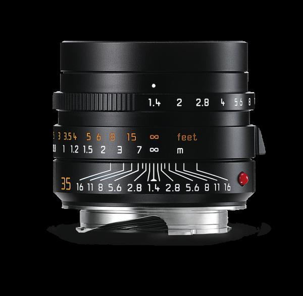 Leica SUMMILUX-M1:1,4/35 mm ASPH. 镜头