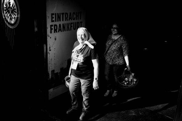 "Holger Sà ""Frau Rauscher"", Frankfurt, 2018"