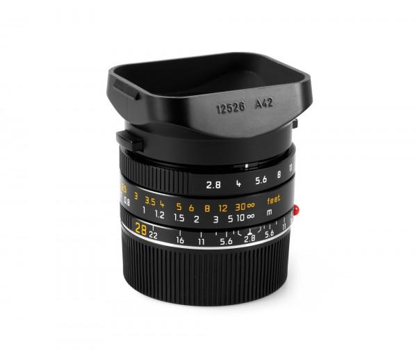 Leica Elmarit-M 2,8/28mm ASPH.