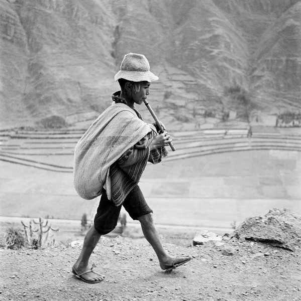 """Werner Bischof """"Auf dem Weg nach Cusco"""", Peru, 1954"""
