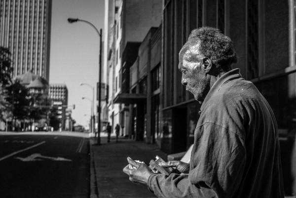 """Mathieu Bitton """"Schizophrenic Cigarettes"""", Memphis, Tennessee, 2015"""