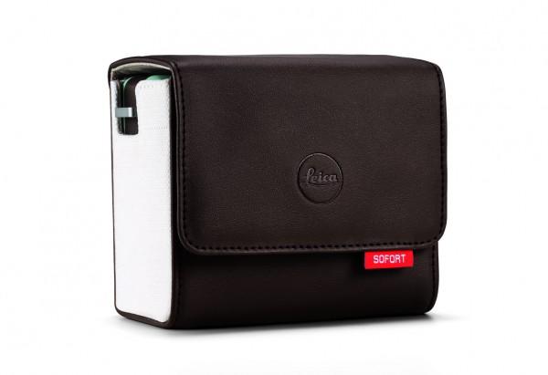 Leica拍立得相机包, 棕色