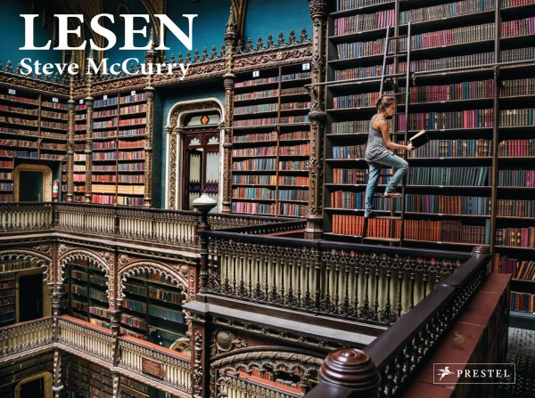 "Steve McCurry ""Lesen"""